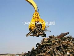 上海BANGDING木材抓斗 机械抓斗 圆木抓斗