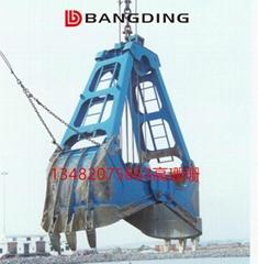 上海BANGDING疏浚抓斗 机械抓斗