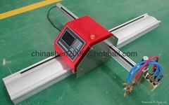 Portable metal cutting machine
