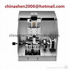 CNC 3d hand pet tag engraving machine
