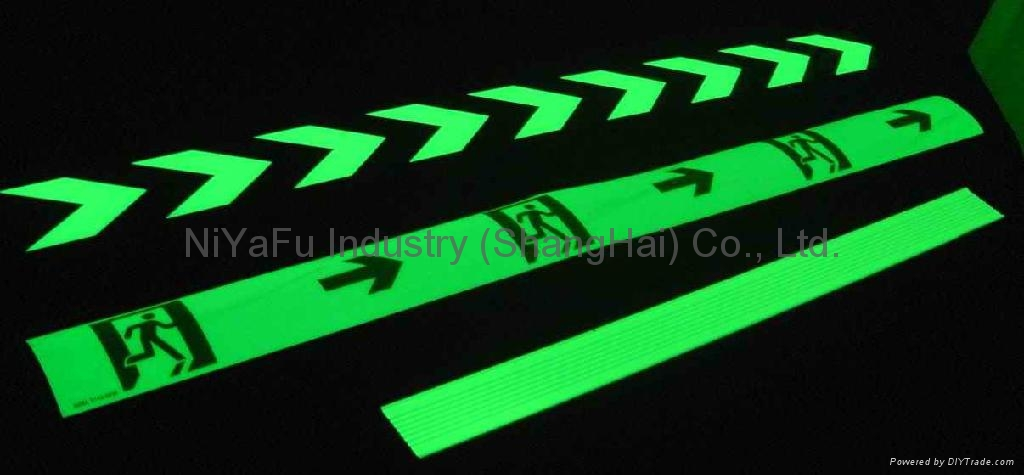 Long Persistence Glow In The Dark Powder Nyf China Manufacturer Products
