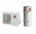 志高家用空气能热水器KF80/200L  1