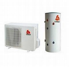 志高家用空氣能熱水器KF80/200L