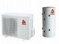 志高家用空氣能熱水器KF80/100L     2