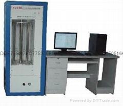 常州紡儀廠YG368全自動長絲卷縮率測試儀