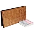 Foldable chinese chess set