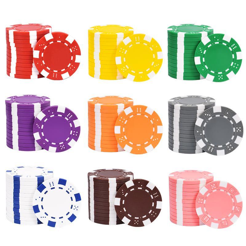 chips set(poker chips & dice chips) 5