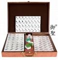 Mahjong set(water margin)