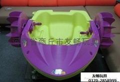 儿童水上手摇船
