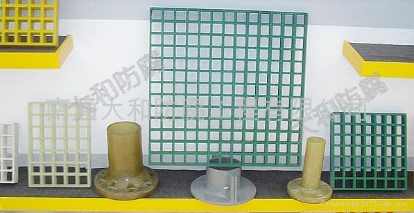江苏南通玻璃钢格栅 1