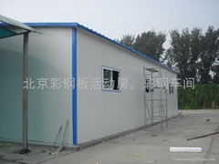 北京鋼結構廠房工程