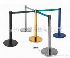 南寧伸縮欄杆圍欄杆二米線