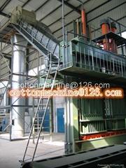 6MDY400 Hydraulic Bale Press