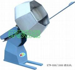 供應TWJ-800油炸食品八角調味機