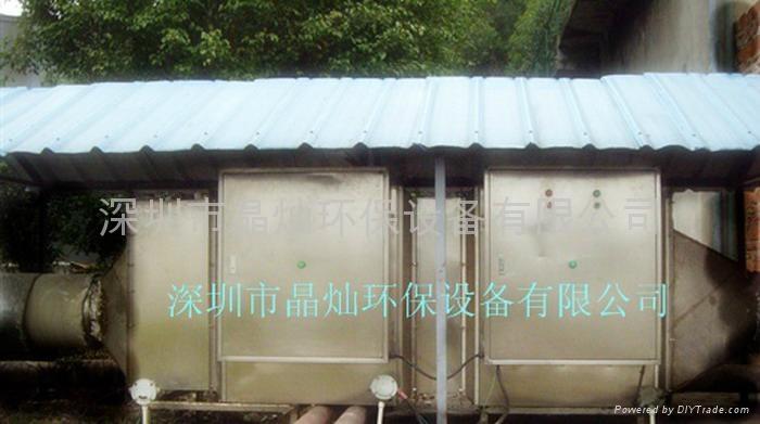 LCO系列工業廢氣臭氣淨化設備 1