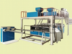 1500 width Compound 3-5 layer Polyethylene Air Bubble Film Making Machine