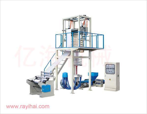 Polyethylene blown film making machine 1