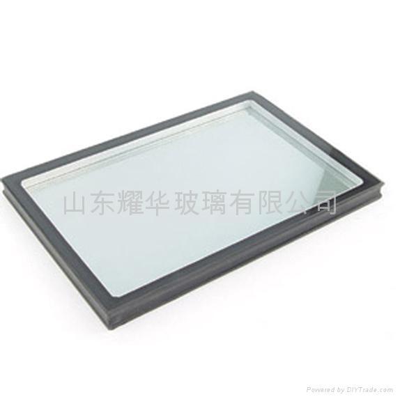 Low e insulation glass 1