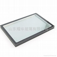 Low e insulation glass