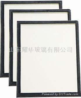 Low e insulation glass 3