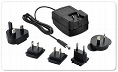 3PL05/10XXE系列可换头智能型锂电池充电器