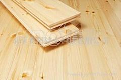 芬兰进口红松实木地板