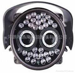 50-60米双CCD红外定焦防水摄像机