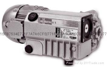 德國BUSCH普旭真空泵RA0063F 5
