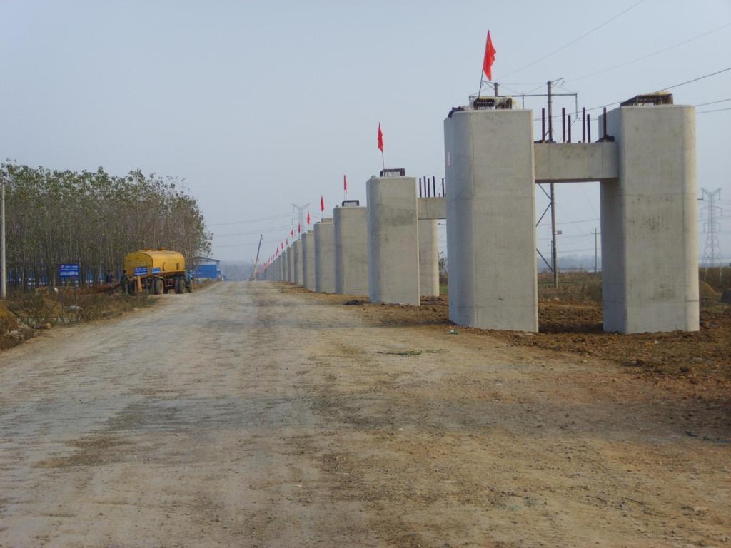 橋梁混凝土脫模劑 4