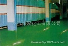 环氧防腐玻纤地坪漆