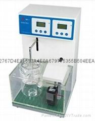 藥廠實驗室單杯六管智能崩解時限測試儀
