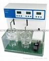 藥廠實驗室單杯六管智能崩解時限測試儀 2