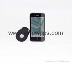 Protable 3G Mini Gps Tracker For Children/ Elderly With Docking Station