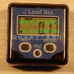 供应数显倾角盒水平盒