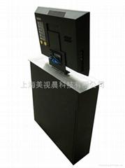 上门安装服务  液晶屏升降器 无纸化软件