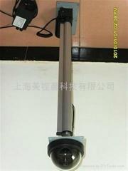 稳定型摄像头升降器  无纸化软