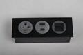 桌面插座 多媒體信息盒  抽線盒  電動插座 3