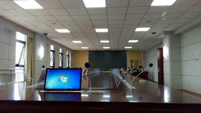 無紙化會議系統  超薄昇降器 含屏一體機昇降器 1