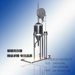 德瑞克DRK116紙漿漿料叩解度測試儀