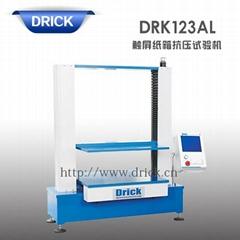 DRK123瓦楞包装箱抗压试验机