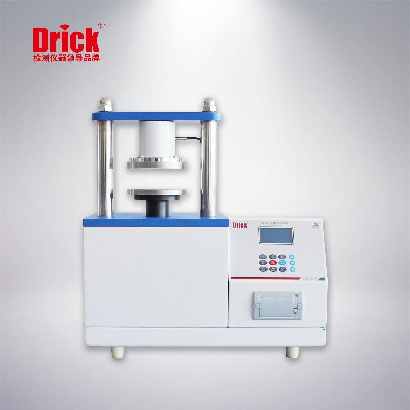 DRK113瓦楞原纸环压仪纸板边压粘合测试仪 3