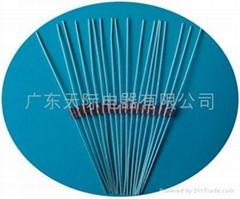 NTC熱敏電阻 (玻璃封裝)