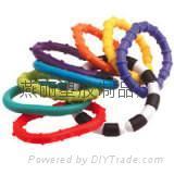 plastic rings plastic loops plastic circles group circles