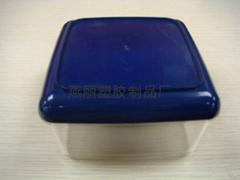 透明膠盒塑料盒食品盒方盒透明天地盒禮品盒