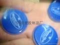 plastic cover piggy bank bottom covers plastic lid