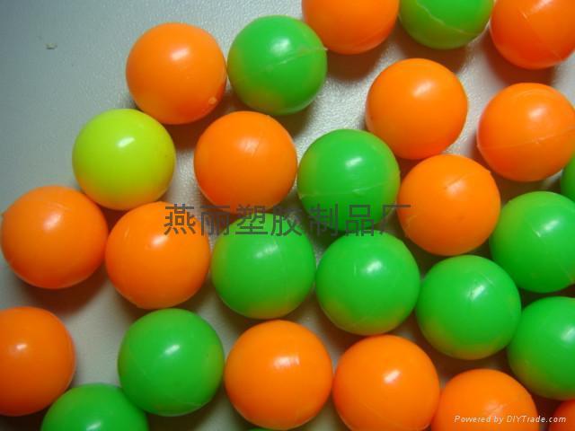 蛋形拼块 蛋形拼版 塑料球 蛋形拼板 算盘珠 塑胶小球 5