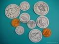 磁性钱币|磁性游戏纸币|游戏硬