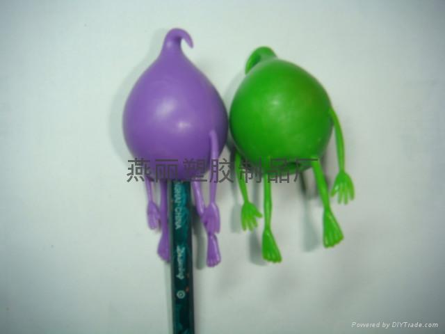 铅笔头公仔|指头公仔|精品礼品|文具礼品玩具 2