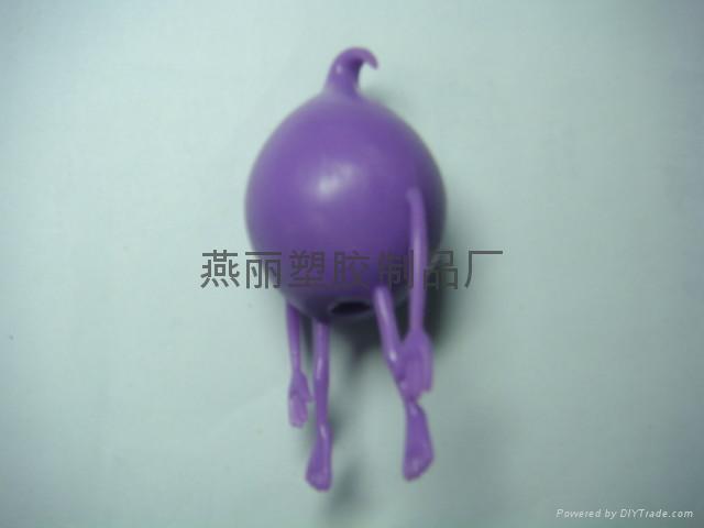 鑰匙扣帶吊飾是l塑料籌碼鑰匙扣兩面印刷logo 5