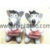 搪胶老鼠|PVC老鼠头|发声老鼠|发光老鼠玩具 9